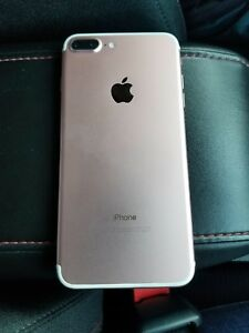 IPHONE 7PLUS 32GB ROSE GOLD