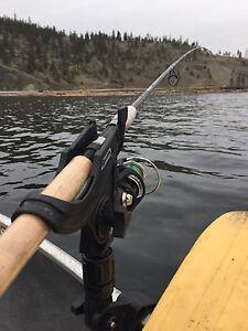 Beginner fishing lessons!