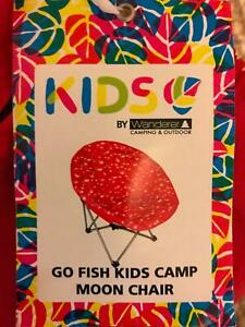 Kids Camp Chair - Moon
