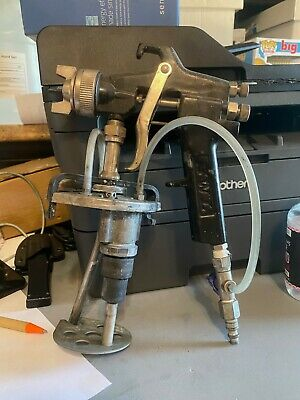 Binks Siphon Hvlp Spray Gun With Built In Agitator