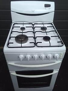 Gas Upright 54cm Oven Chef Electolux Fan Forced Excellent Cond Castle Hill The Hills District Preview