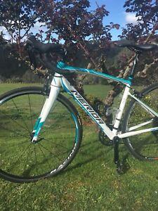 Ladies XS road bike
