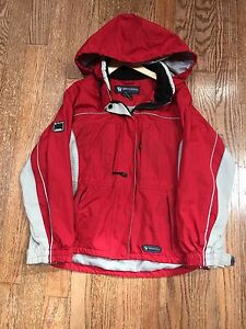 Women's spring/rain jacket size large