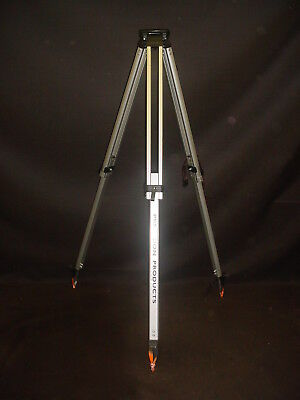 Precision Products Land Survey Transit Adjustable Easy Anchor Tripod 2
