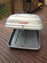 Jetbag Liberty 100 car roof storage pod Bli Bli Maroochydore Area Preview