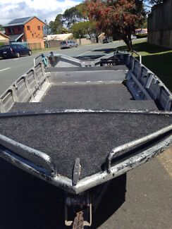 Quintrex 3.8M tinnie (without trailer) Palm Beach Gold Coast South Preview