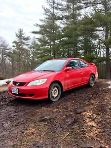 Trade for truck 04 Civic SI
