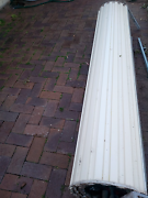 Garage roller door with motor and remote Felixstow Norwood Area Preview