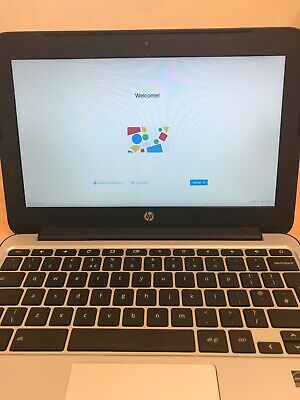 Hp Chromebook 11 G4 - Used - HDMI - Webcam - Includes Charger