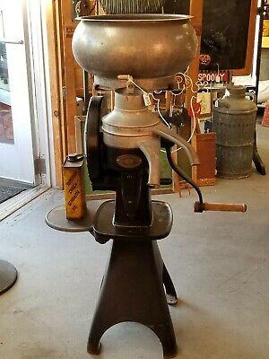 Antique Mccormick Deering Cream Separator International Harvester Milk Dairy Vtg