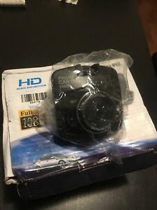 Car Dashcam 1080p/720p HD Brand New