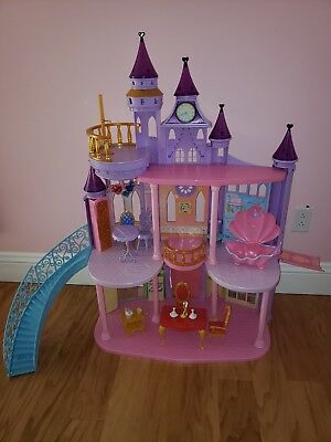 Disney Princess ultimate fairytale dream castle dollhouse playset toy  (Dollhouse Dream Castle)