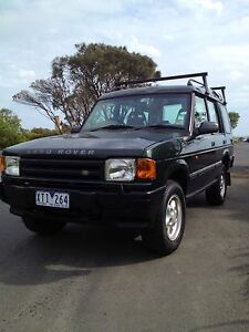 1997 Land Rover Discovery Wagon Elwood Port Phillip Preview