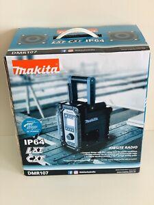 NEW Makita 7.2/18V Jobsite Radio - SKin Only