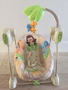 Fisher and Price baby swing/rocker/bouncer Lockleys West Torrens Area Preview