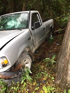 2007 ford ranger for parts