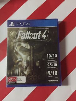 Fallout 4 game, PlayStation 4, ps4, BRAND NEW IN PLASTIC