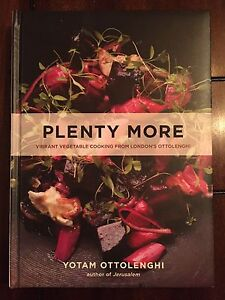 """Plenty More"" cookbook"