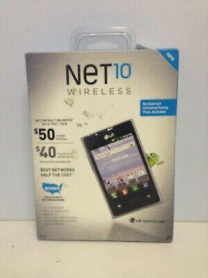 NET 10 WIRELESS LG OPTIMUS LOGIC ANDROID 3.2