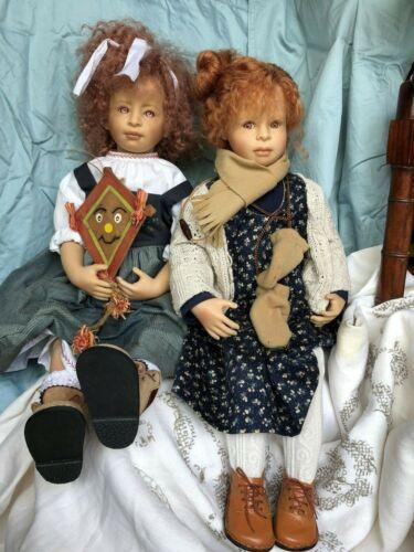 """Heidi Plusczok """"Rebecca"""" Doll"""