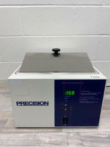 Thermo Scientific Precision 280 Microprocessor Controlled WaterBath 7343
