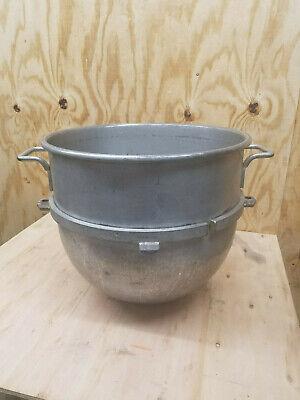 Hobart H600 60 Quart Galvanized Mixer Bowl