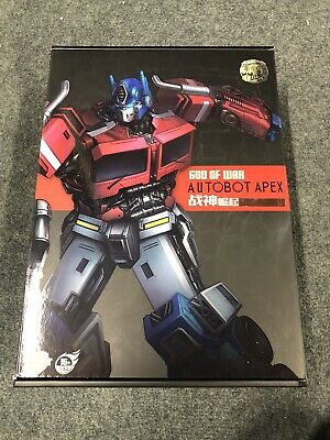 Transformers Optimus Prime Oversized Studio Series US 🇺🇸 Seller Weijiang MP