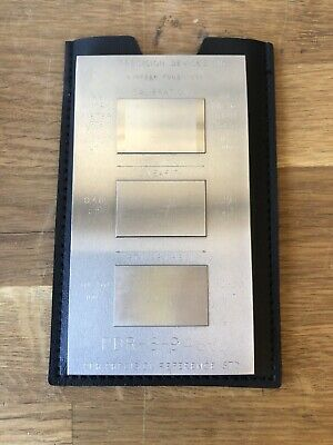 Precision Devices Pdr-6-9460 Calibration Reference Standard