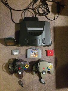 Nintendo N64 Bundle