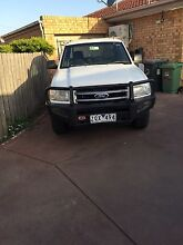 2007 ford ranger 4x4 Campbellfield Hume Area Preview