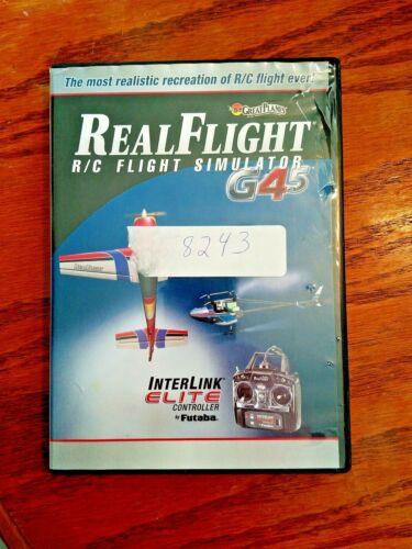REALFLIGHT REAL FLIGHT G 4.5  DISC