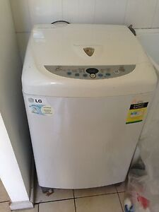 LG washing machine 7.5kg Morwell Latrobe Valley Preview