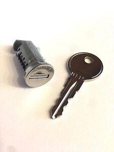 New Thule N115 Key Lock Core Cylinder Tumbler For Bike Ski