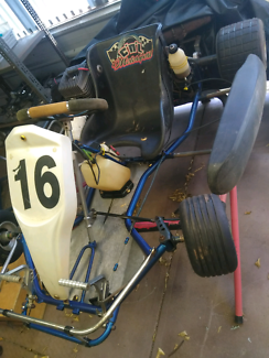 Dirt gokart for sale Kingsley Joondalup Area Preview