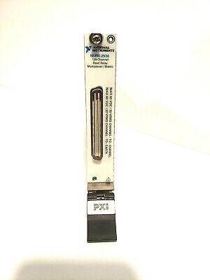 Usa National Instruments Ni Pxi-2530 Multiplexer Matrix Board
