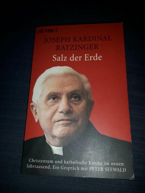 "Joseph Kardinal Ratzinger - ""Salz der Erde"""