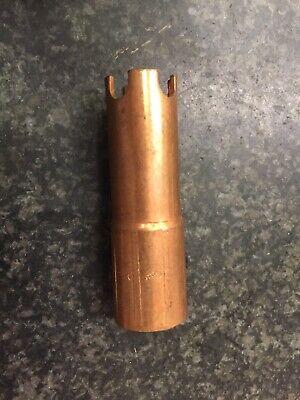 Tweco 21-62fas Welding Gun Torch Nozzle Tip 58 Rook Shape 2162fas Spot Weld