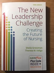 The New Leadership Challenge 5th Ed w access code - Grossman