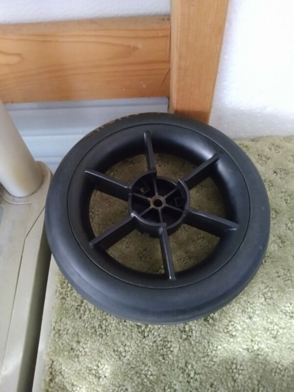 """Safety 1st Smooth Ride Single Stroller rear wheel Replacement Part.. size 8"""""""