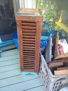 Free repurposed cd rack into kids toy fridge Yeronga Brisbane South West Preview