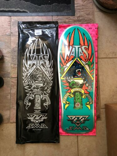 Natas Blind Bag Santa Cruz SMA Skateboard Deck