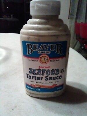 Beaver Sauce Sqz Tartar, tasty, deliciousness Beaver Sauce Tartare