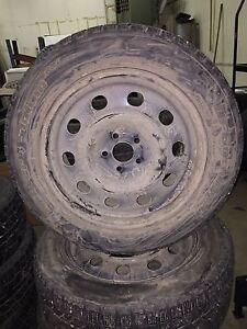 BF Goodrich 17in Winter Tires!