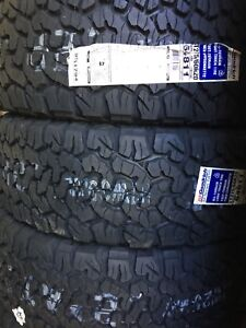 275/60/20 New Tires