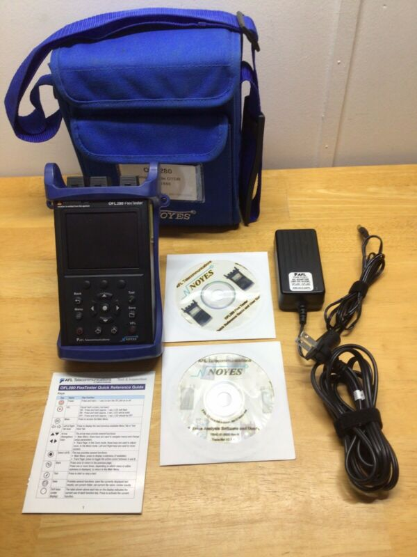 AFL OFL280-100 Singlemode OTDR 1310/1550 OFL280