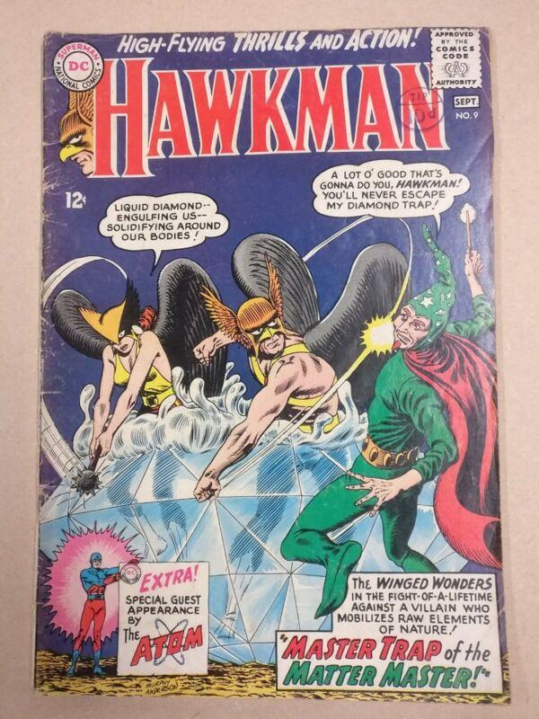 Hawkman 9 (1965)