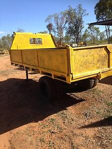 Towable Tipper Lissner Charters Towers Area Preview