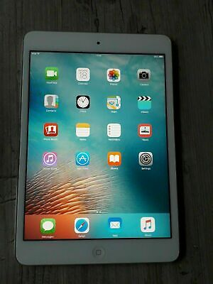 Apple iPad mini 1st Gen. 16GB, Wi-Fi - White & Silver - Excellent condition
