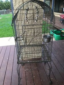 Free bird cage Toolern Vale Melton Area Preview