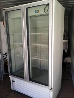 Orford FML30B Small Commercial Glass Front Fridge Toowoomba 4350 Toowoomba City Preview